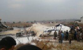 38 დაღუპული, რამდენიმე დაშავებული - ავიაკატასტროფა კატმანდუში