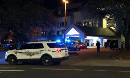 მამაკაცმა საავადმყოფოში 2 ადამიანს ესროლა, შემდეგ კი თავი მოიკლა - კადრები შემთხვევის ადგილიდან