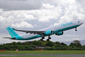 """საქართველოს საავიაციციო ბაზარზე ოპერირებას დაბალბიუჯეტიანი ავიაკომპანია """"Flynas"""" იწყებს"""