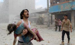 ქართველმა ბავშვებმა სირიაში მიმდინარე ომი გააპროტესტეს (VIDEO)