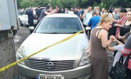4 საათიანი ჩხრეკის შემდეგ პოლიციამ იარაღი იპოვნა