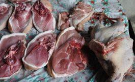 ბონის ბაზარში ხორცის შემნახველი სამაცივრეები დაილუქა