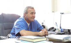თბილისის ონკოლოგიურ ცენტრის ექიმები ლეიკემიით დაავადებული პატარებისთვის